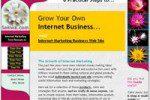Reflections: An Internet Spiritual Marketing Site
